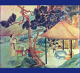 Chinese Tea House_15th Century